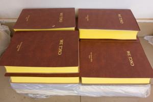 Undamaged Bibles